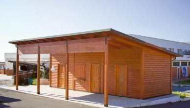 Casa in legno  001