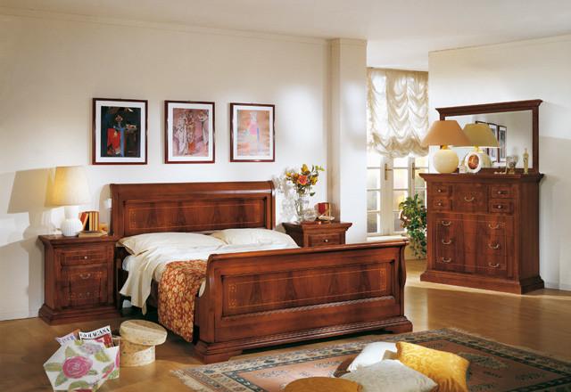 Camera da letto Classica – Composizione 4 - mobiliegizio.it